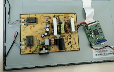 Monitor Repairing Part 6