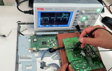 How To Repair Monitor Part 7