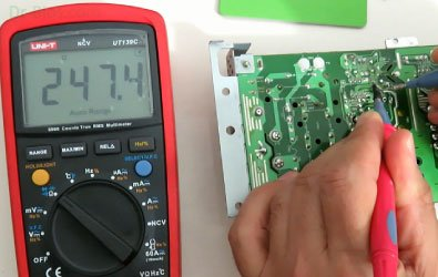 How To Repair Monitor Part 8