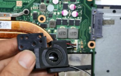 Laptop Speaker Diaphragm Repair