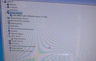 How to Convert HP DV6-3000 AMD Quanta LX8 Graphic to Non Graphic