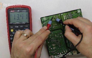Analyzing Power and Inverter Blocks of Samsung Monitor